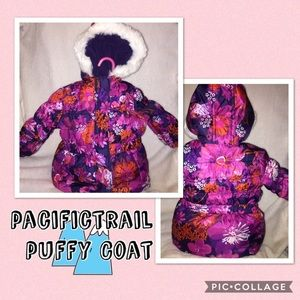 Other - Girls Pacifictrail puffer Coat Size 18m